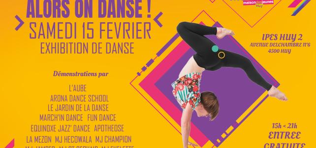 Alors on Danse !  2ème Edition  «exhibition de danse» – 15 Février 2020