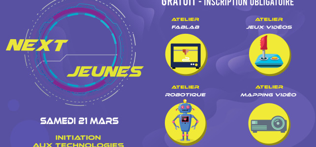 Next Jeunes 3éme Edition