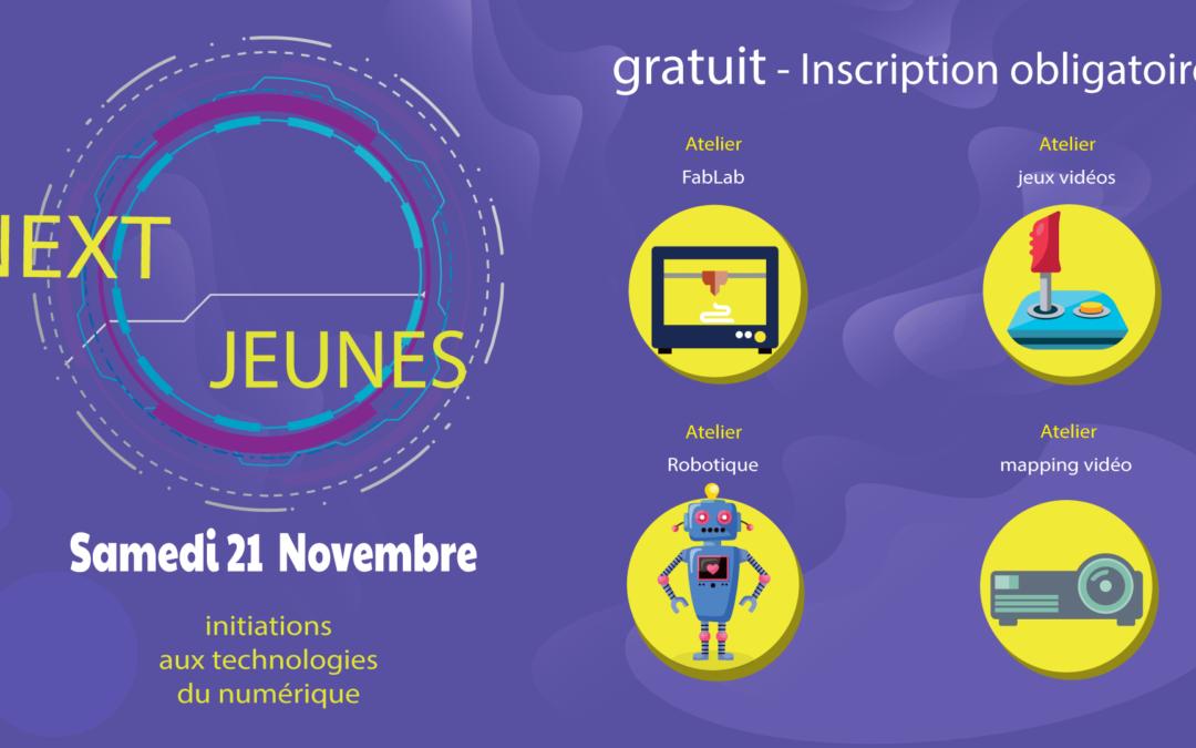 Next Jeunes 3éme Edition !!!!!!!!