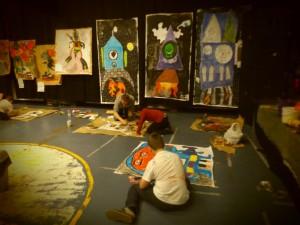 Stage Création d'art